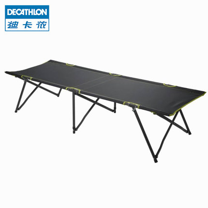Decathlon outdoor camp bed portable folding bed single bed home office lunch break selection furniture QUCPY