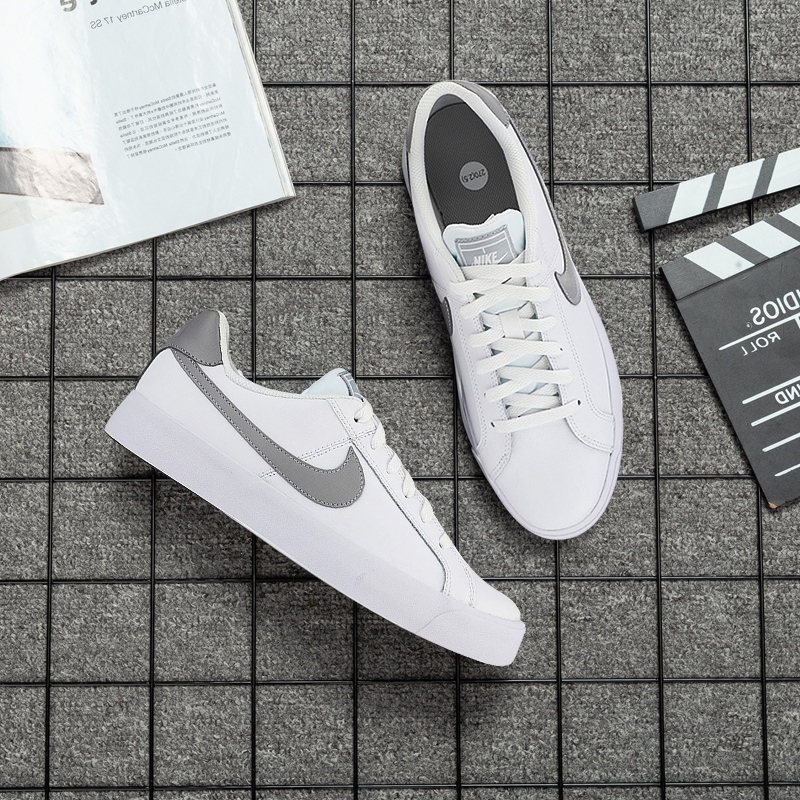 Nike / Nike official website flagship men's shoes board shoes men's pioneer sb low top white shoes genuine sports casual shoes