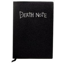Fashion Anime Theme Death Note Cosplay Notebook New School L