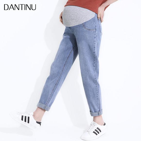 Quần Jeans bầu