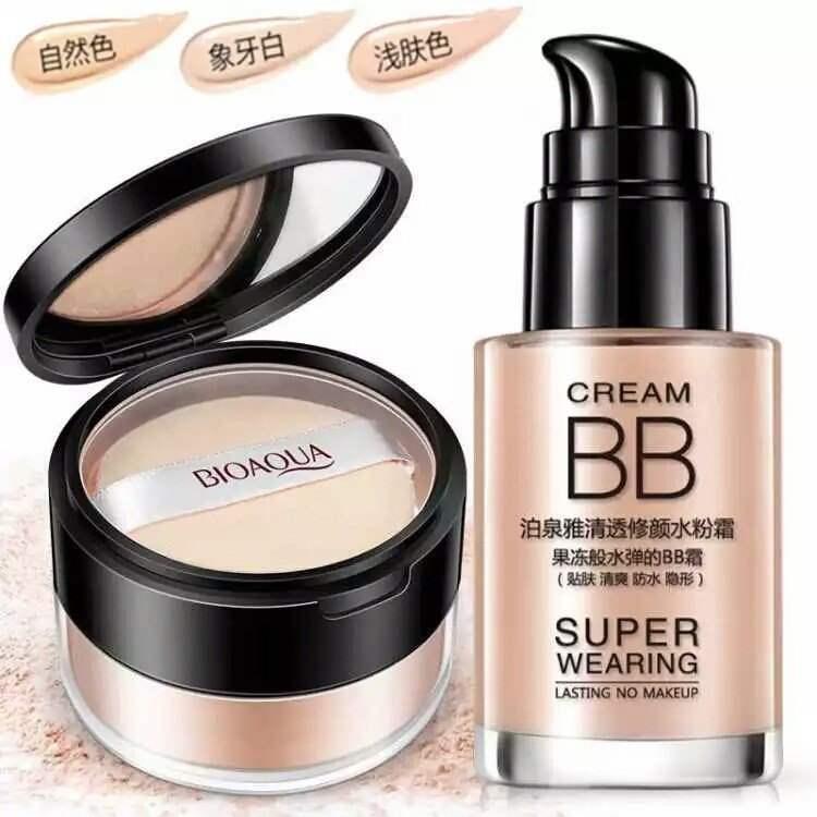 Lancome cream makeup powder foundation liquid cream immaculate air cushion cream isolation concealer face. Cosmetics