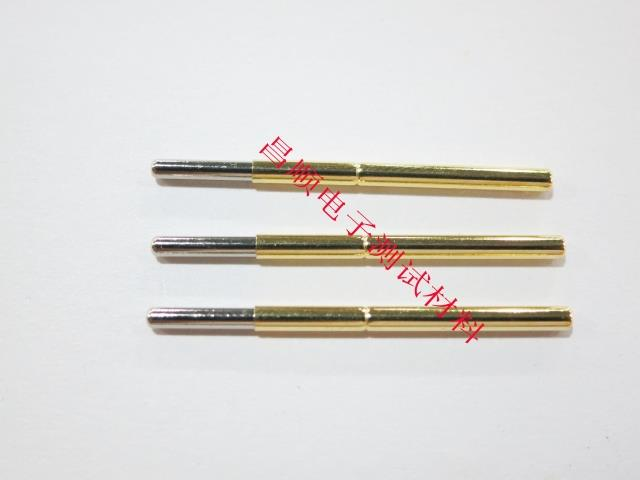 P125-J (straight-on round) test needle probe 2.0 ejector spring needle fixture needle rack needle