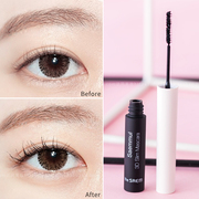 Send the tool the SAEM fresh thin Brush Mascara Waterproof fiber scroll Alice not dizzydo encryption extension