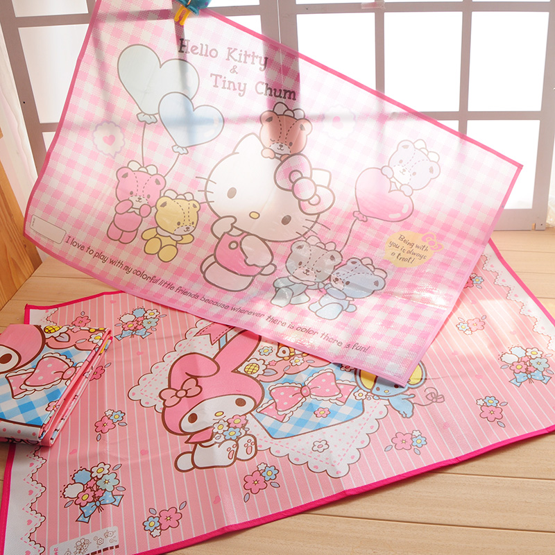 Increased waterproof and moistureproof mat for package cartoon outdoor outdoor picnic mat for outdoor outdoor tent, beach, lawn mat and picnic mat