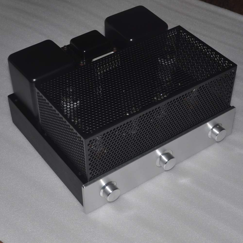 Customized electronic tube power amplifier KT120 KT150 single-ended HIFI high fidelity power amplifier