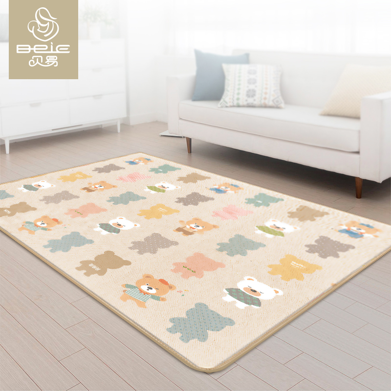 Packlon baby crawler pad thickening baby XPE crawler pad living room household mat moisture-proof
