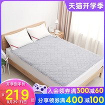 ABS love each other Home safety double-cut partition temperature can be timed electric blanket single electric blanket