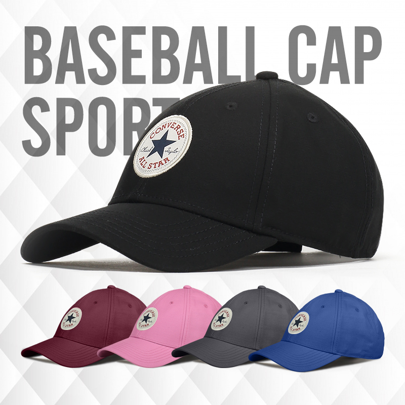 Converse male hat female cap 2018 new couple baseball cap outdoor cap sports and leisure cap 10005221