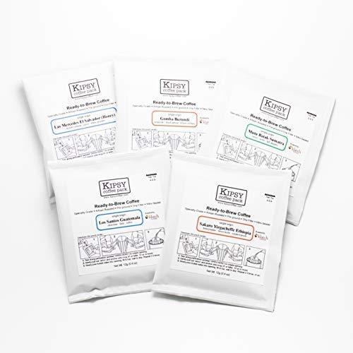 Kipsy x Klatch - Boutique Drip-Bag Coffee Single-U