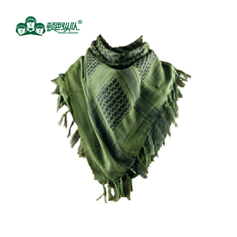 Dunbar Column Outdoor Travel Mountaineering Camp Arabic Scarf Tactical Scarf and Headscarf Costume
