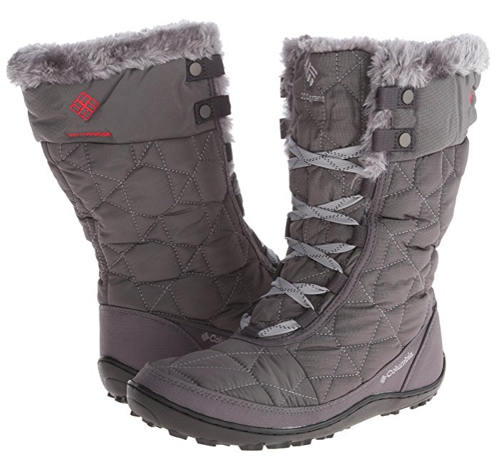 Direct mail/Columbia Minx Slip III Colombian women's warm snow boots-32 degree C