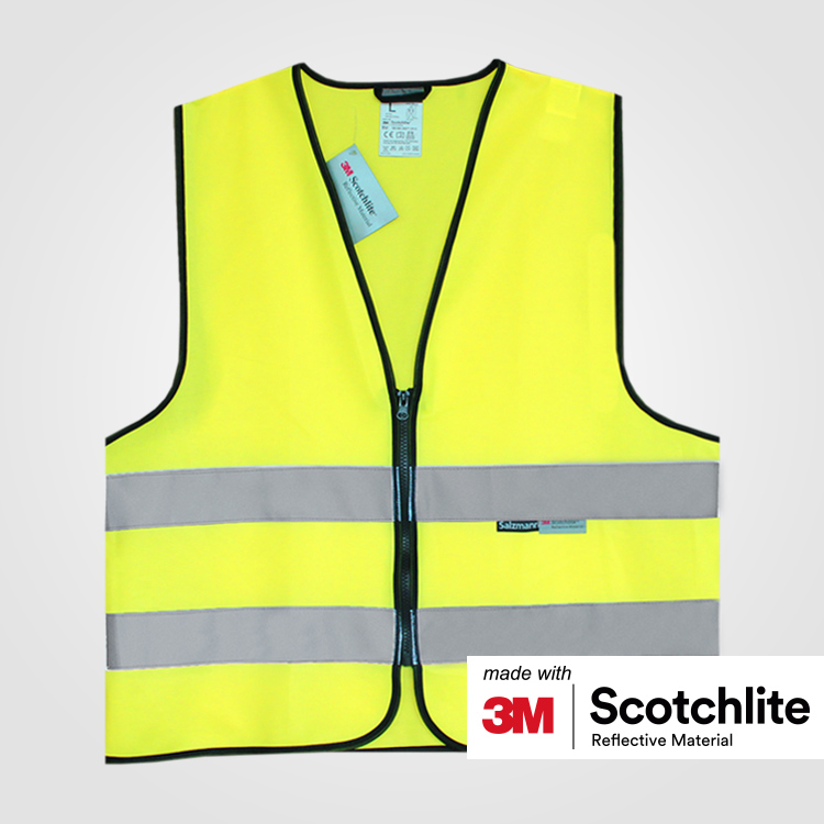 Safety Construction of Safety Vest for Xiaosha 3M Reflective Vehicle