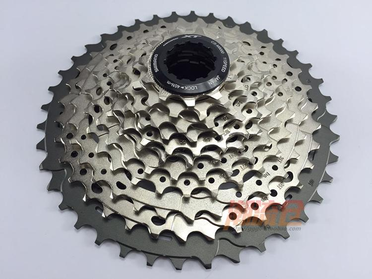 SHIMANO/Himano HG81-10 M771-10 M7000 M8000 Mountain Bike Flywheel Kafei