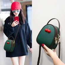 Viney's New Small Bag Girl, New Type of Leather Bag Girl Chao, New Type of Leather Bag Girl, New Type of Bag Girl, 2019 Hundred Sets of Oblique Bag Handbag, Bill of Lading Shoulder Bag