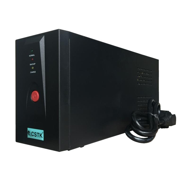 CSTK UPS uninterruptible power supply MT500H 500VA300W with a single computer delay of about 15 minutes