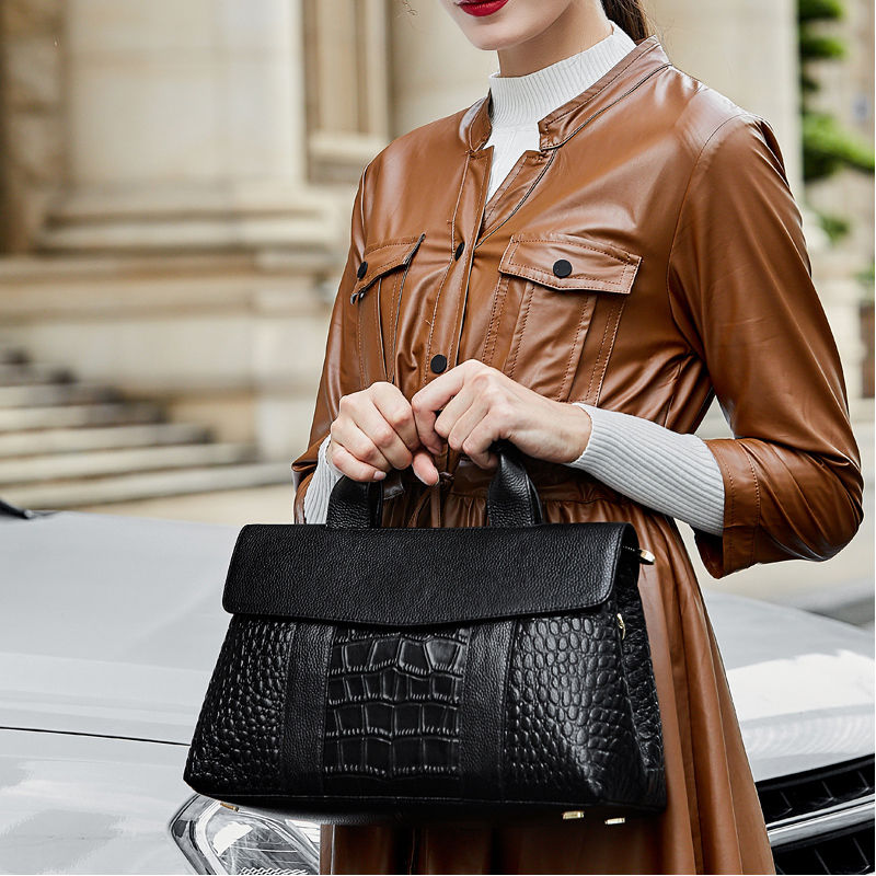 Jules leather Lady Bag Fashion Bag Girl 2019 new style lady's leather bag air handbag