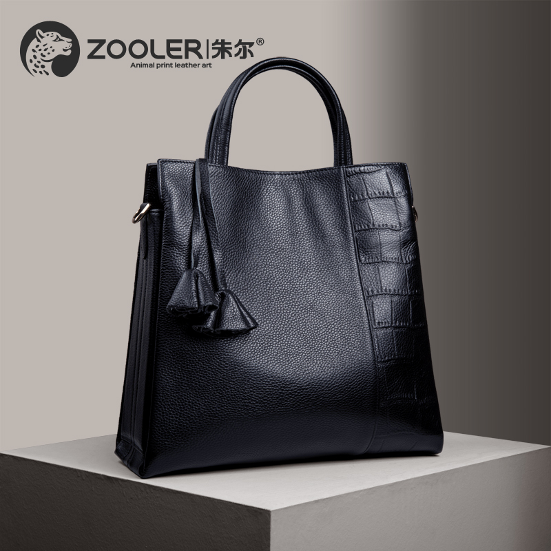 Atmospheric leather Lady Bag Handbag 2019 new fashion lady bag concise lady head leather bag