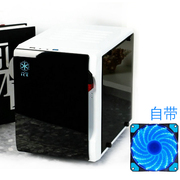 The ICE desktop computer chassis Mini Mini itx Mini desktop mATX game console box