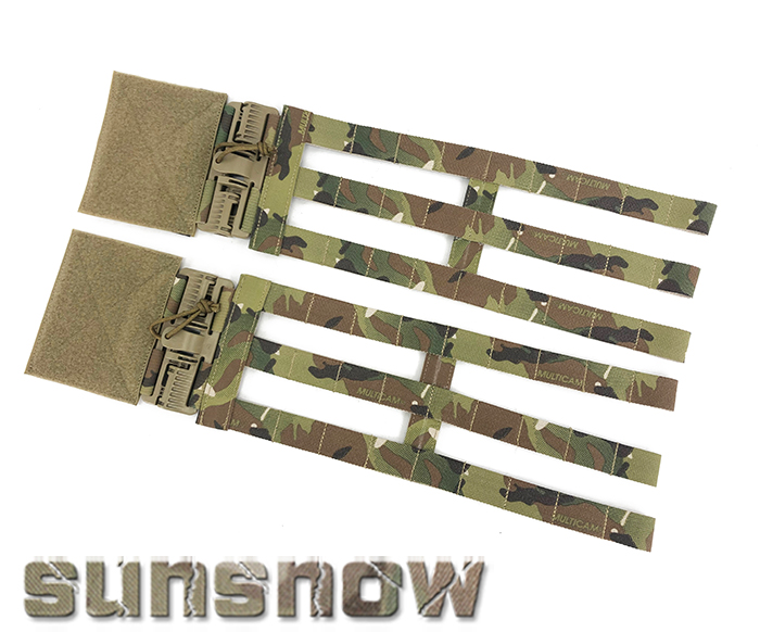 (Sun Snow) fully imported JPC quick-dismantling side surround tactical vest quickly unwrock waist seal side-enclosed Jasmine MC
