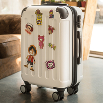 Ouhao suitcase Wanxiang Lun Trolley case suitcase male and female students to expand suitcase 20 inch 22 inch 24 inch 26 inch
