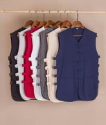 Special offer every day old coarse cotton vest vest sweater jacket costume old fitness wear T-shirts