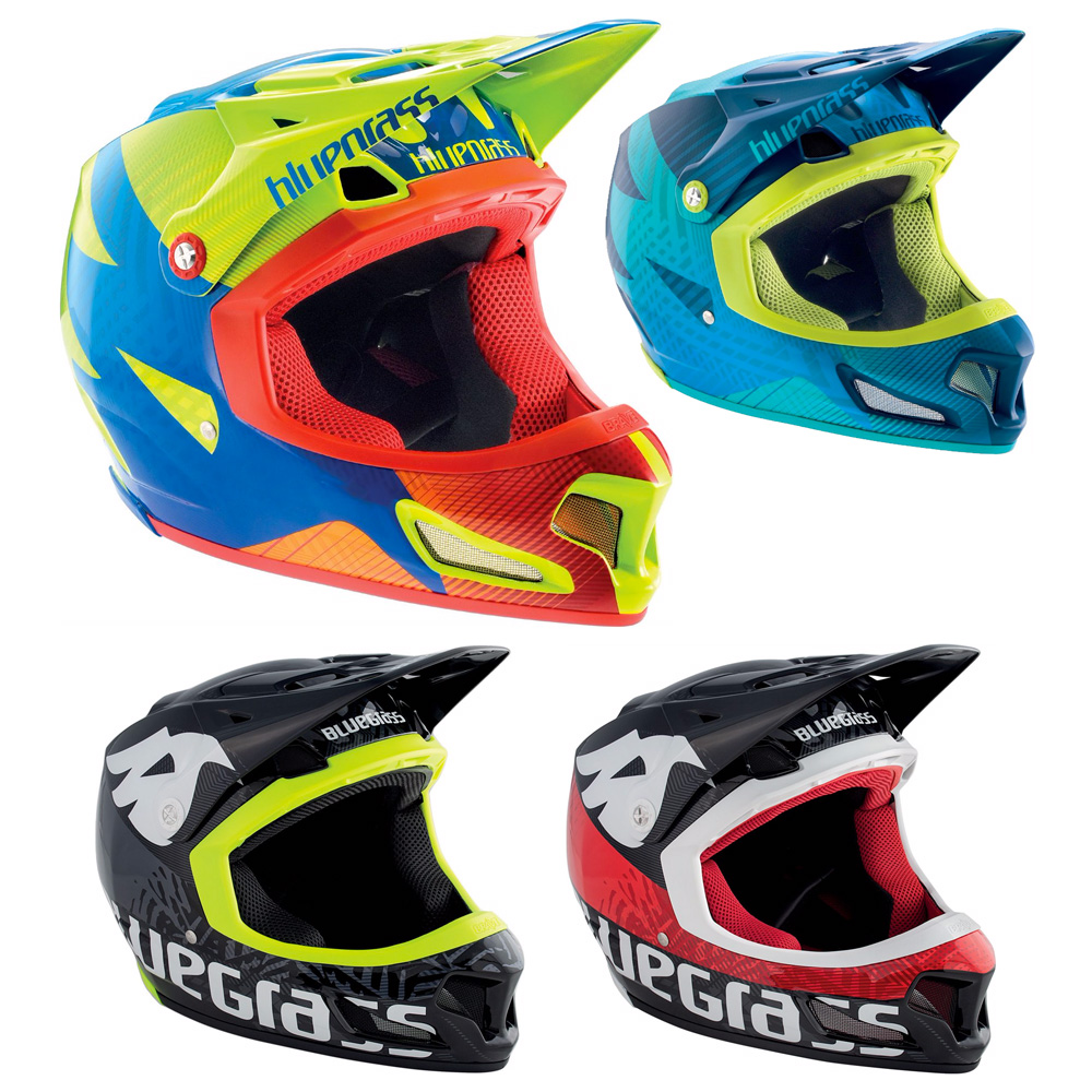 Bluegrass Brave downhill helmet DH full face helmet D3O technology 2017 [purchasing]