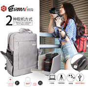 Rhema professional backpack camera multifunction Canon SLR camera bag Nikon SONY micro single digital leisure bags