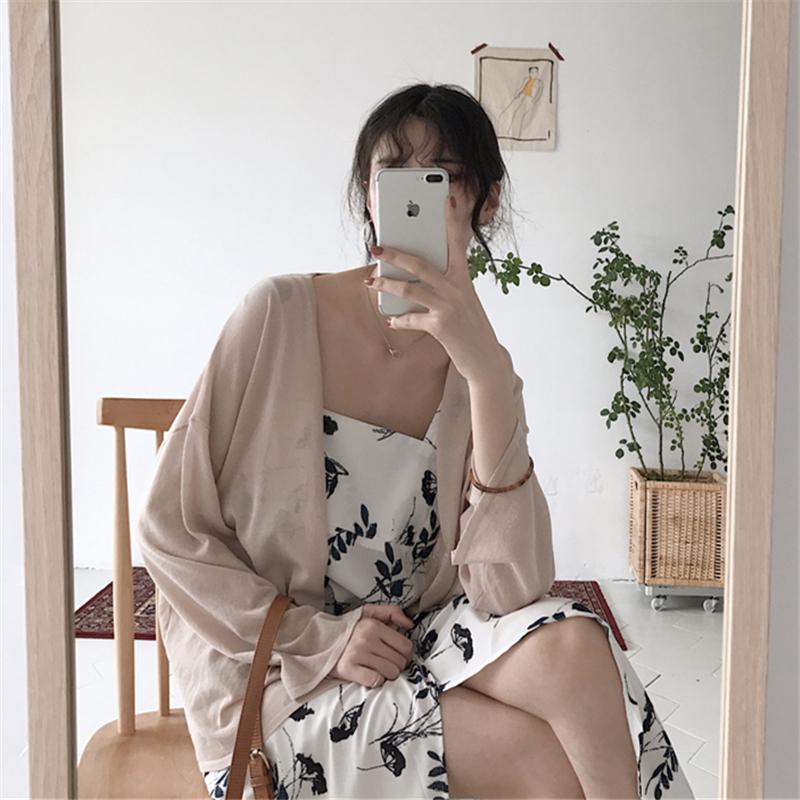 Áo cardigan nữ, len đan dày dặn, chất vải mỏng thoáng mát, xu hướng năng động, nằm trong bộ sưu tập mùa xuân