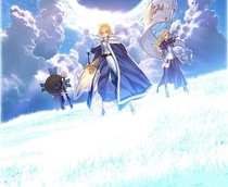 March Fast Charge FGO Fate Grand Order 167 168 Holy Spar
