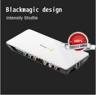 Blackmagic Intensity Shuttle USb3.0 Acquisition Box High Definition HDMI Acquisition Card