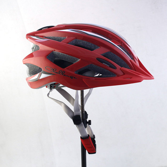Export UK Cycling Mountain Bike One-piece Helmet Insect Net Night Lights Removable Cap