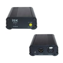 ISK SPM-001 Fantasy Power Supply 48V Microphone Power Supply