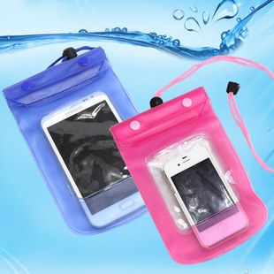 Outdoor Drifting Apple 6plus Mobile Phone Waterproof Bag Tourist Waterproof Bag Swimming Diving Jacket