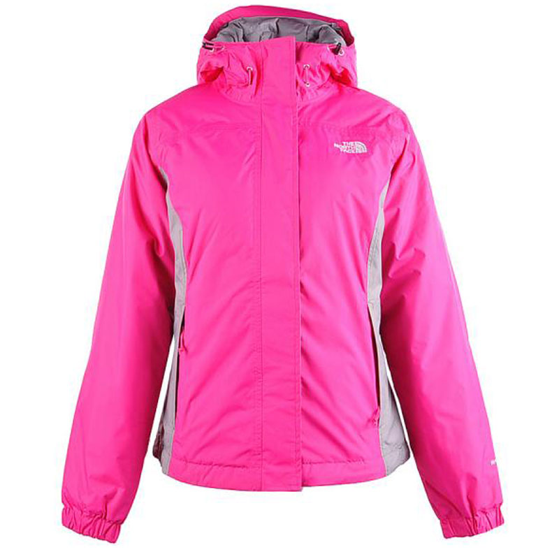Les Firth The NORTH FACE/North Outdoor Female Down-lined Charge A55N