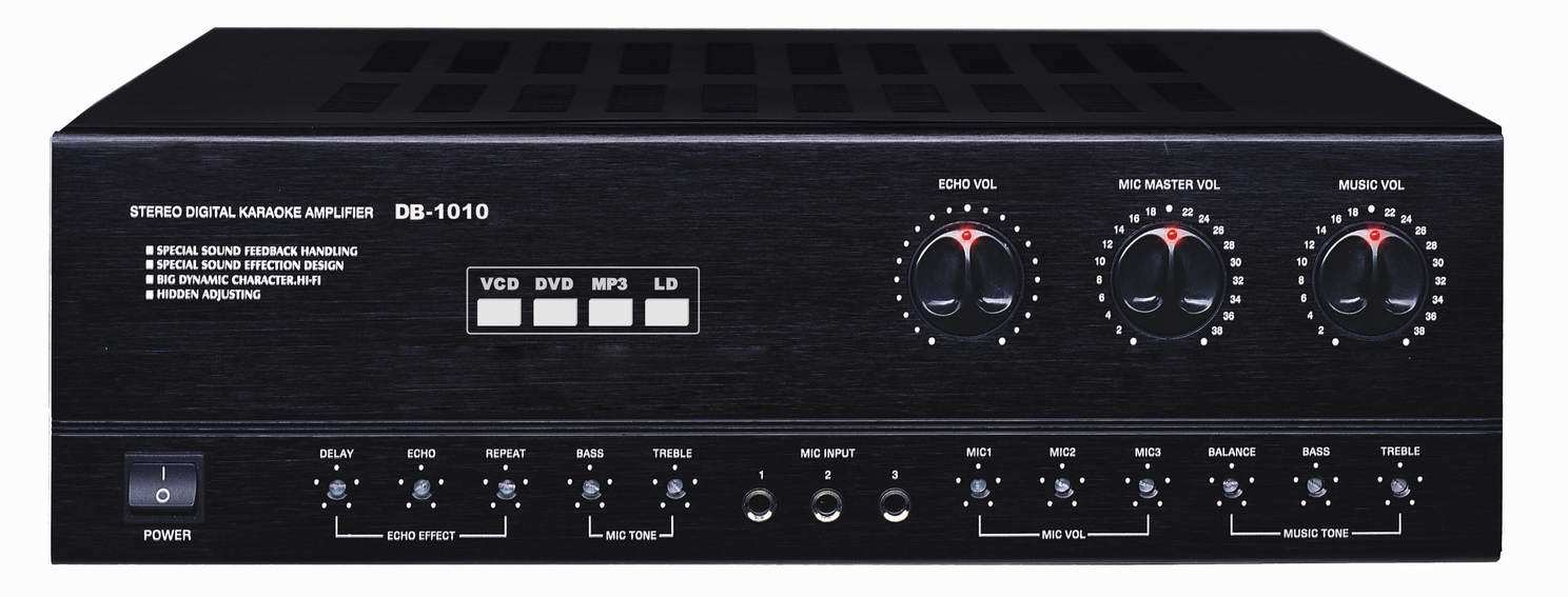 Hangzhou Entity, Devilon 1010 Professional Power Amplifier, High Power, KTV, Home-specific