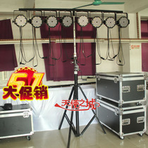 Upgraded version of 4.5 m hand lamp holder, mobile lamp holder, led PA lamp holder, wedding stage performance equipment