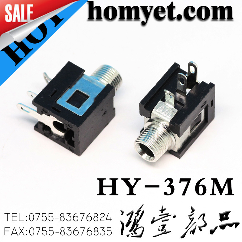 3.5MM headphone socket Headphone socket Headphone socket Mobile phone socket Tablet PC headphone socket HY-376M