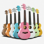 23 inch 21 inch ukulele beginner students 26 inch ukulele color small guitar ukulele
