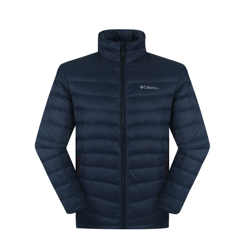Columbia, autumn and winter, male, warm and breathable 650 Peng, light down jacket PM5876