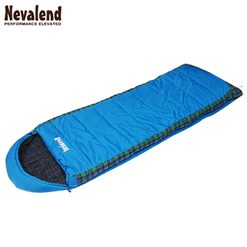 Nevalend/Navarrante Easy to Carry Receiving Envelope Extended and Widened Cotton Sleeping Bag NS104046
