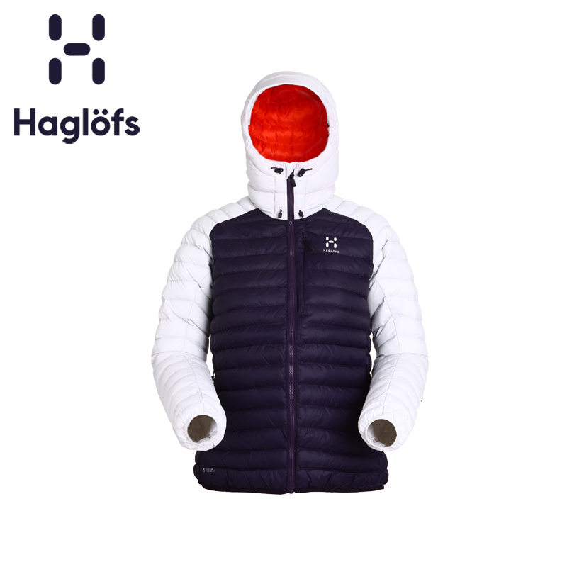 Haglofs Matchstick Women's Outdoor Sports Wind-proof, Heating, Air-permeable, Lightweight Jacket 603159 Euro Edition
