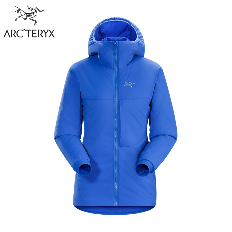[17 autumn and winter new products] Arcteryx Archaeopteryx female outdoor windproof cotton clothing Proton LT Hoody