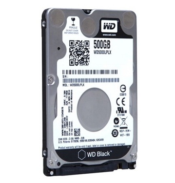 WD/Western Data WD5000LPLX 500G Black Disk 7200 to 32M Notebook Hard Disk