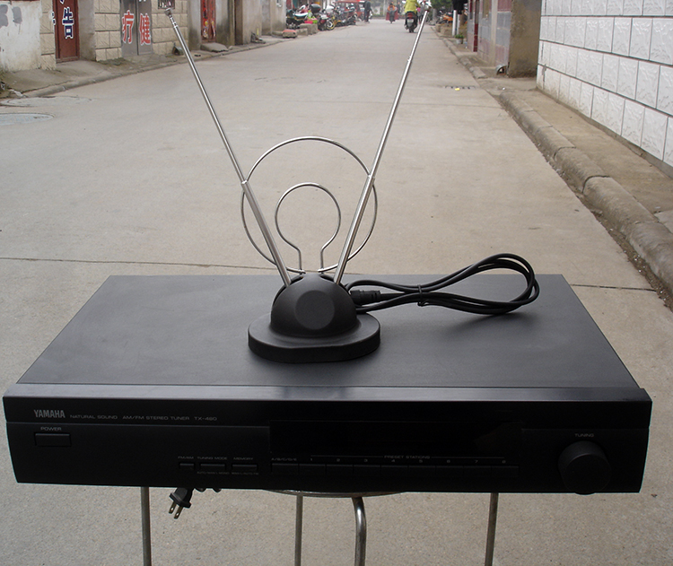 [Secondhand products]Sales of Radio Head Antenna Power Amplifier Antenna FM Antenna Radio Antenna in Xingang City
