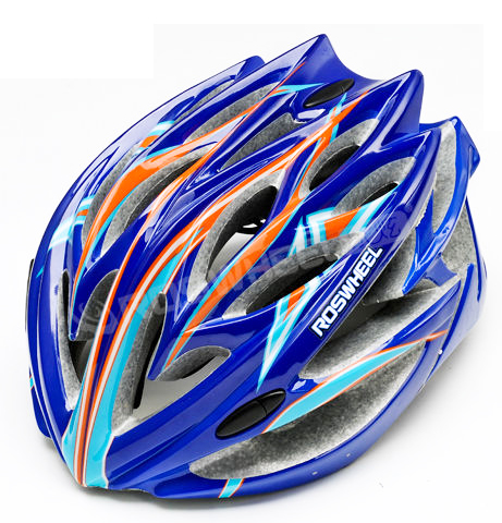 Le Hyun! Outdoor riding equipment integrated bicycle helmet Mountain bike riding bicycle helmet accessories