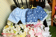 The cat nest 1/6BJD Daily Star pants 2 colors available for men and women DZ/AS/YOSD/soom