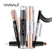 Amadi temperament cosmetics a combination of 3 sets of volume mascara waterproof decoration bar grafting Liquid Eyeliner