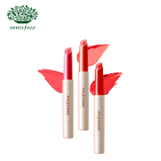 Innisfree/ Innisfree lipstick water rhyme Ningcai lipstick tube 1.8g lasting water embellish color dye lipstick