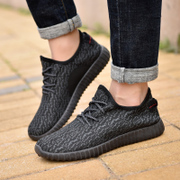 The 2017 summer fashion shoes shoes breathable coconut Kanye shoes deodorant shoes for men and women leisure sports all-match