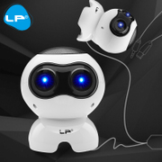 LP/ send bright space dog notebook computer audio desktop mini speaker subwoofer USB household effects